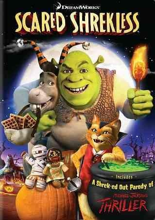 Scared Shrekless (DVD)