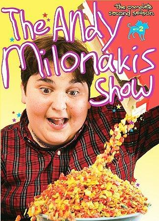 The Andy Milonakis Show: The Complete Second Season (DVD)