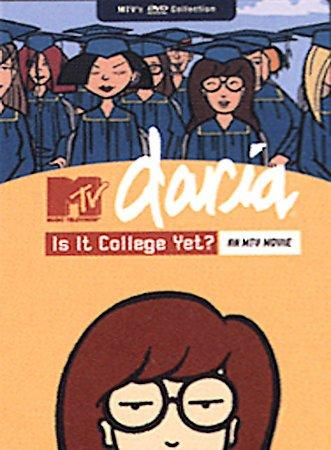 Daria Movie: Is It College Yet? (DVD)