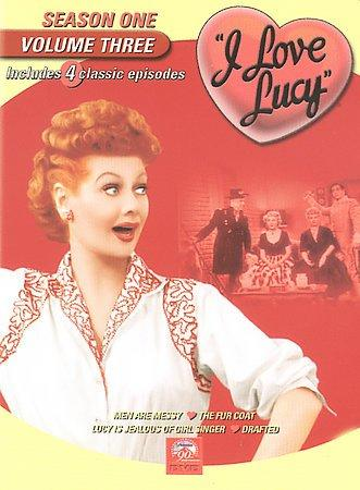 I Love Lucy: Season One Vol. 3 (DVD)