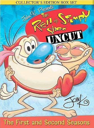 The Ren & Stimpy Show: Seasons 1 & 2 (DVD)