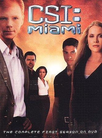 CSI: Miami - Complete First Season (DVD)