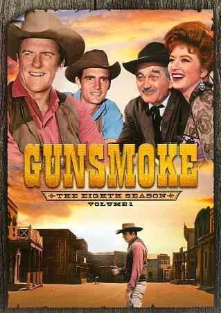 Gunsmoke: The Eighth Season Vol. 1 (DVD)