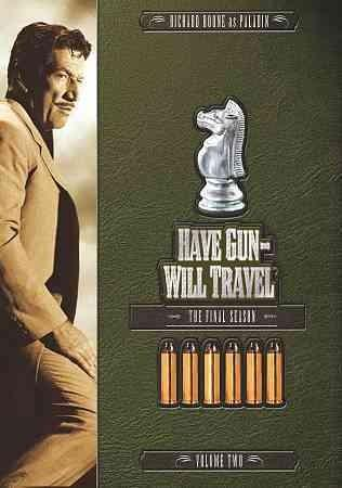 Have Gun Will Travel: Season 6 Vol. 2 (DVD)