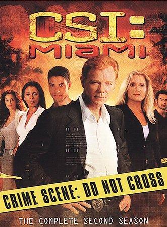 CSI: Miami - Complete Second Season (DVD)