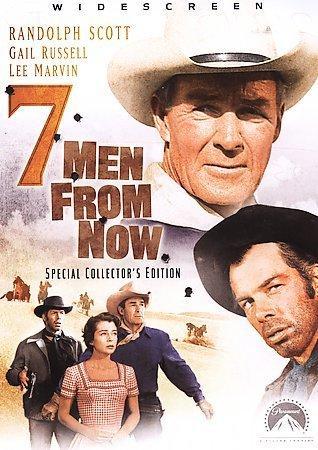 Seven Men From Now (DVD)