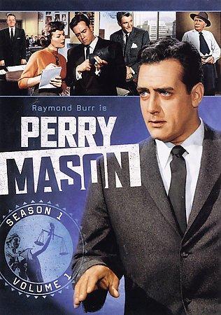 Perry Mason: The First Season Vol. 1 (DVD)