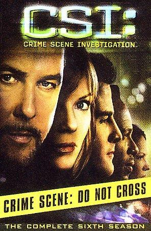 CSI: Crime Scene Investigation: Complete Sixth Season (DVD) - Thumbnail 0