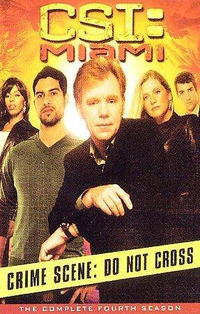 CSI: Miami - Complete Fourth Season (DVD)