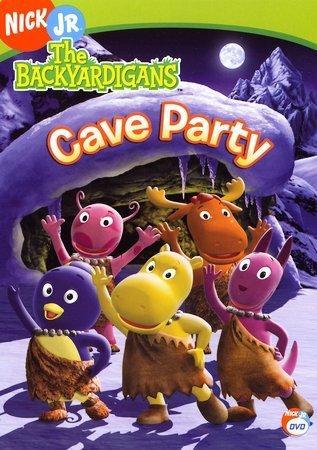Backyardigans: Cave Party (DVD)