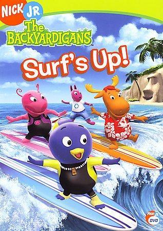 The Backyardigans: Surf's Up (DVD)