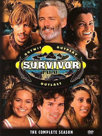 Survivor: Palau - The Complete Season 10 (DVD)