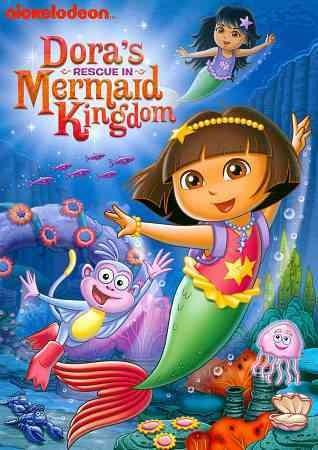 Dora The Explorer: Dora's Rescue In The Mermaid Kingdom (DVD)