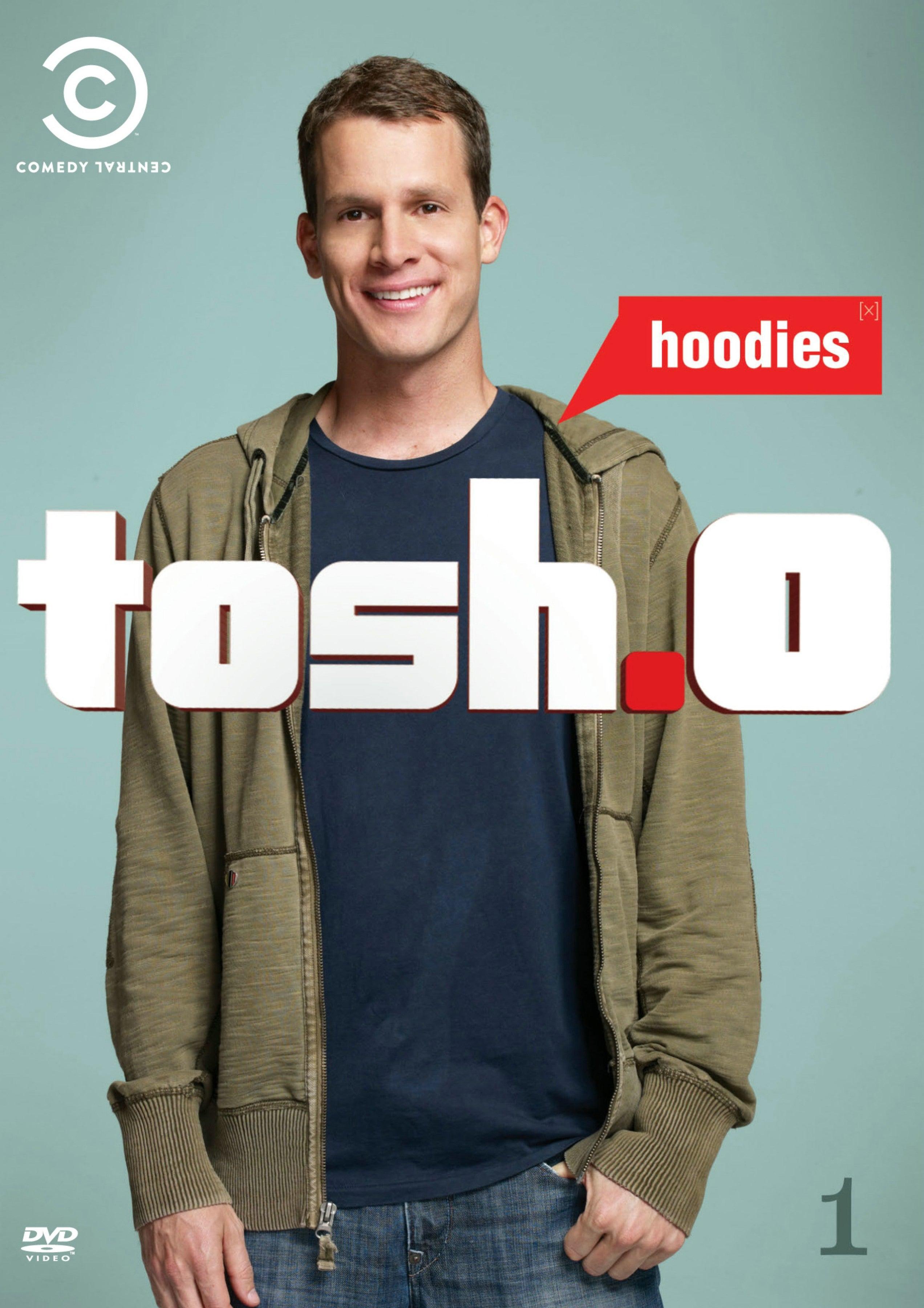 Tosh.0: Hoodies (DVD)