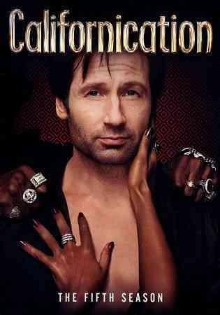 Californication: The Fifth Season (DVD)
