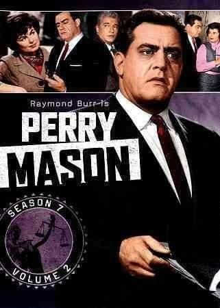 Perry Mason: The Seventh Season Vol. 2 (DVD)