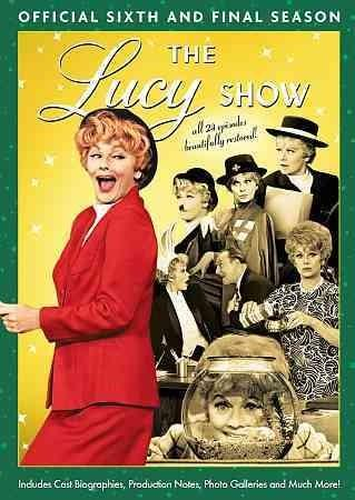 The Lucy Show: The Official Sixth Season (DVD)