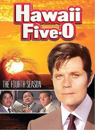 Hawaii Five-O: The Fourth Season (DVD)