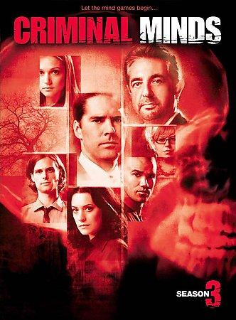 Criminal Minds: The Third Season (DVD) - Thumbnail 0