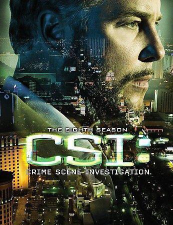 CSI: Crime Scene Investigation: Complete Eighth Season (DVD)