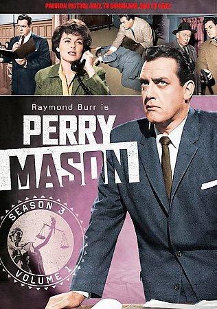 Perry Mason: The Third Season Vol. 1 (DVD)