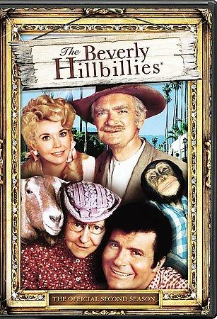 The Beverly Hillbillies: The Second Season (DVD)