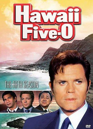 Hawaii Five-O: The Fifth Season (DVD)