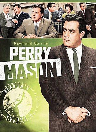 Perry Mason: The Third Season Vol. 2 (DVD)