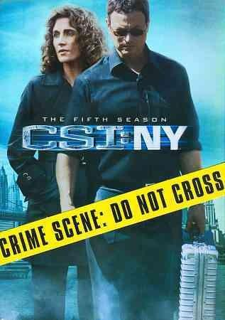 CSI: NY: The Complete Fifth Season (DVD)