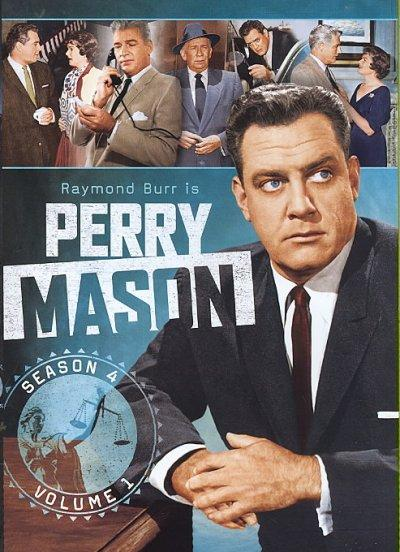 Perry Mason: The Fourth Season Vol. 1 (DVD) - Thumbnail 0