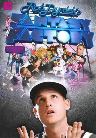 Rob Dyrdek's Fantasy Factory: Season One (DVD)