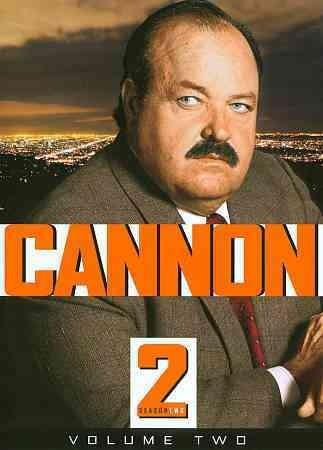 Cannon: Season Two Vol. 2 (DVD)