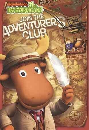 Backyardigans: Join The Adventures Club (DVD)