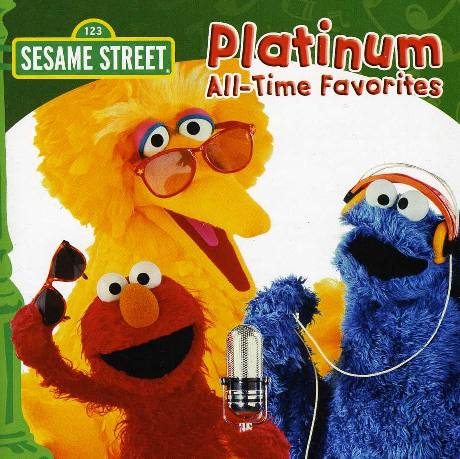 Various - Sesame Street: Platinum All Time Favorites