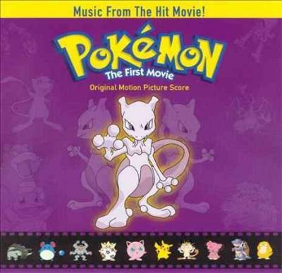 Various - Pokemon the First Movie
