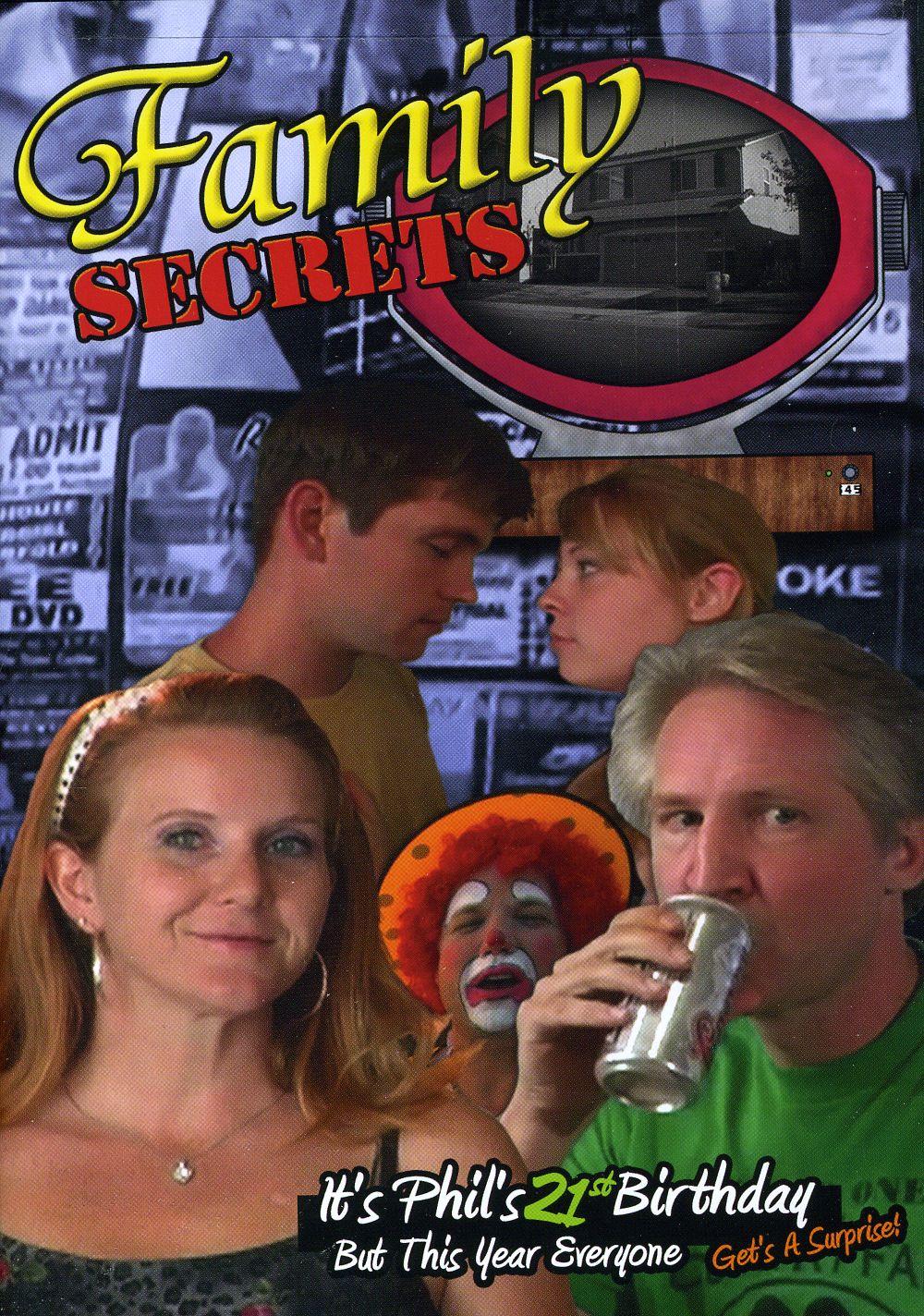 Family Secrets (DVD)
