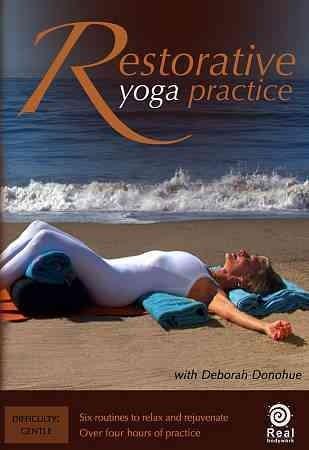 Restorative Yoga Practice: Gentle Beginner Sessions (DVD)