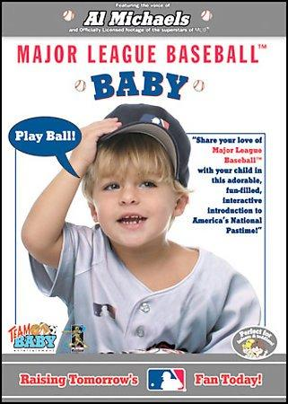 Major League Baseball Baby: Raising Tomorrow MLB Fan Today (DVD)