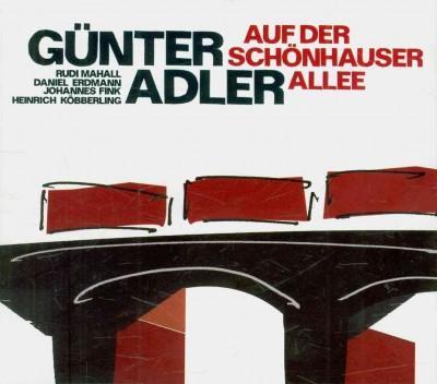 Gunter Adler - Auf Der Schonhauser Allee