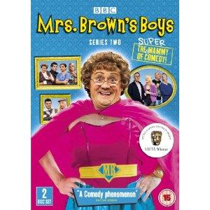 MRS BROWN'S BOYS: SERIES 2 (PAL/REGION 2)