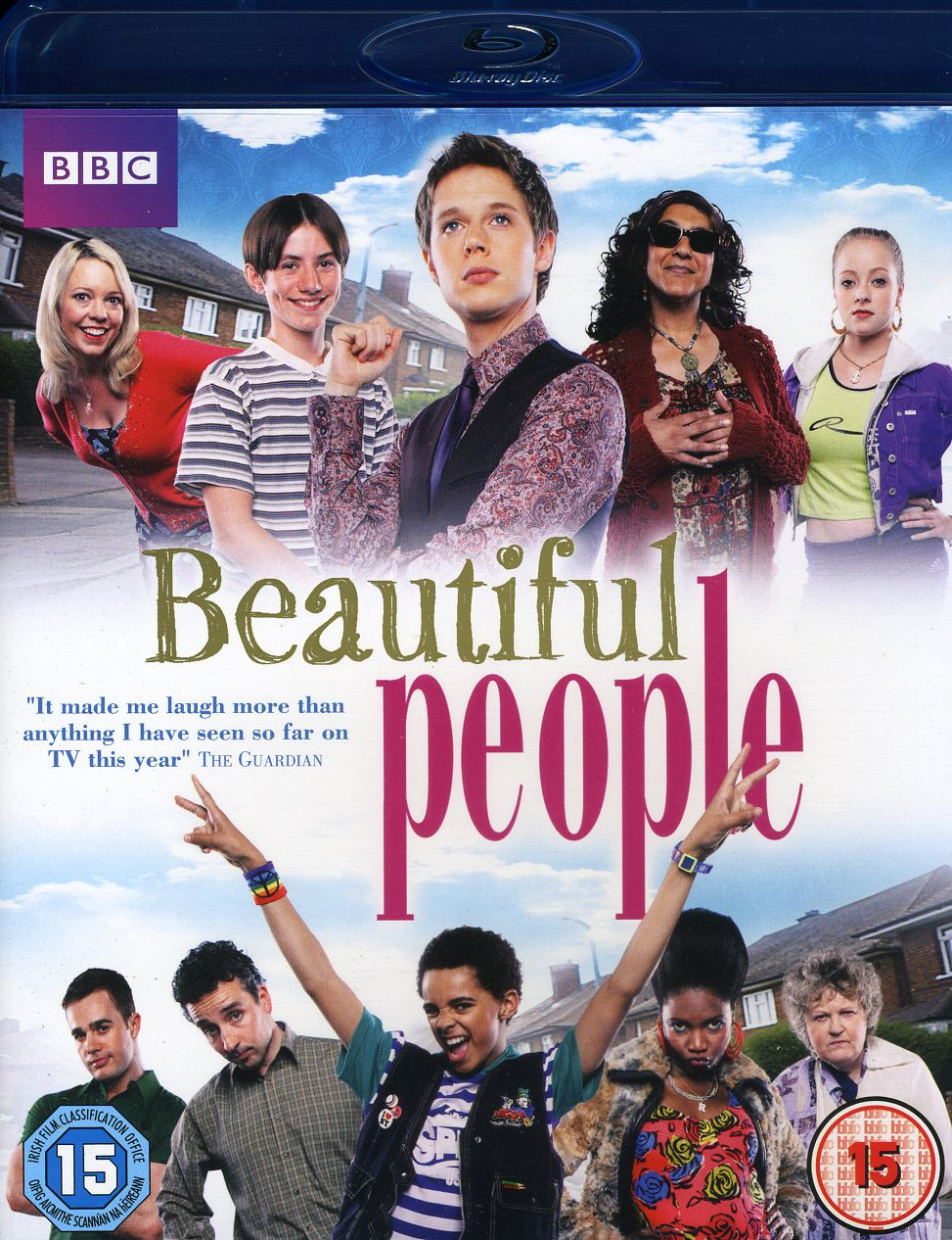 Beautiful People: Series 1 (Blu-ray Disc)