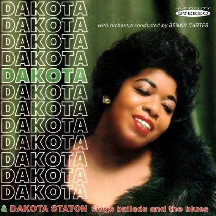 Dakota Staton - Sings Ballads and the Blues