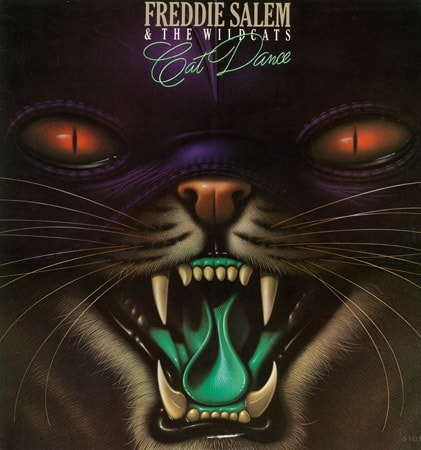 Freddie & The Wildcats Salem - Cat Dance