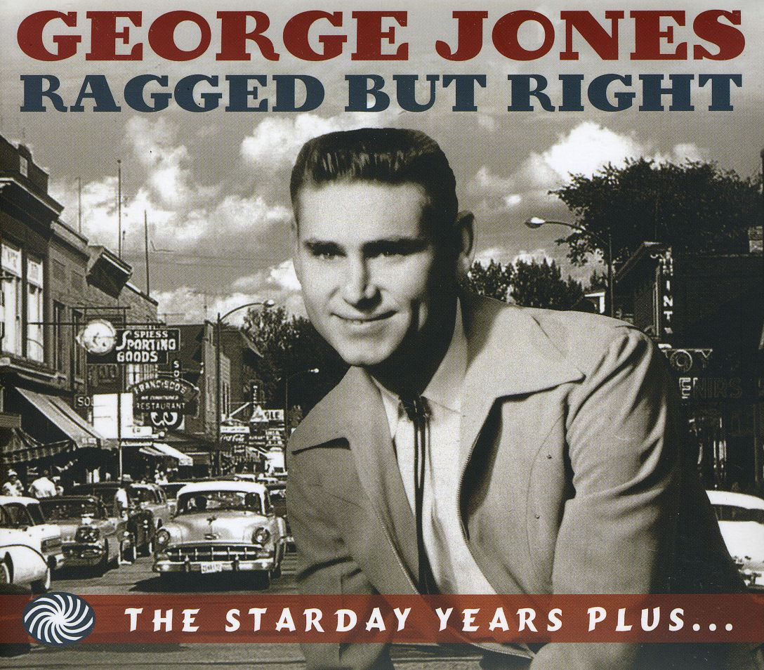 George Jones - Ragged But Right: The Starday Years Plus...