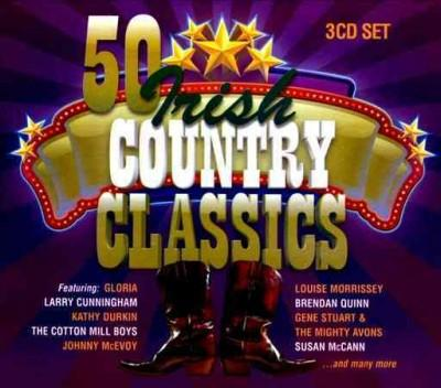 Various - 50 Irish Country Classics