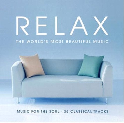 Various - Relax: The Worlds Most Beautiful Music