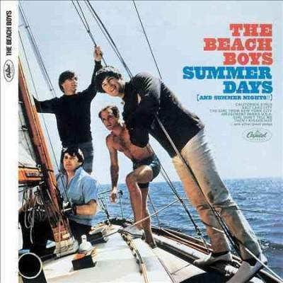 Beach Boys - Summer Days (And Summer Nights!!)