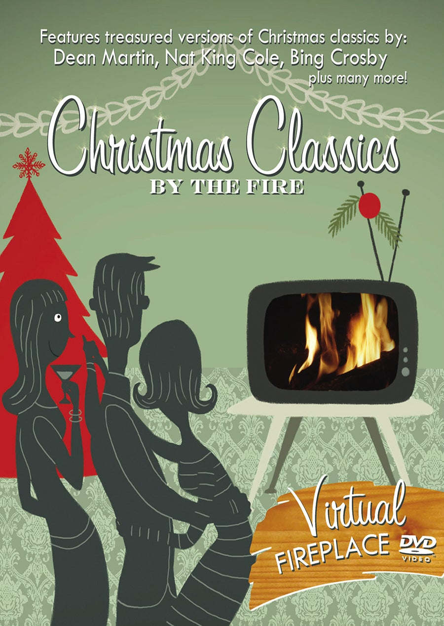 Christmas Classics By The Fire (DVD)