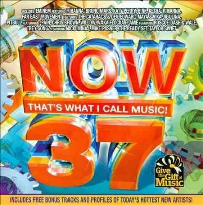 Various - Now That's What I Call Music! 37