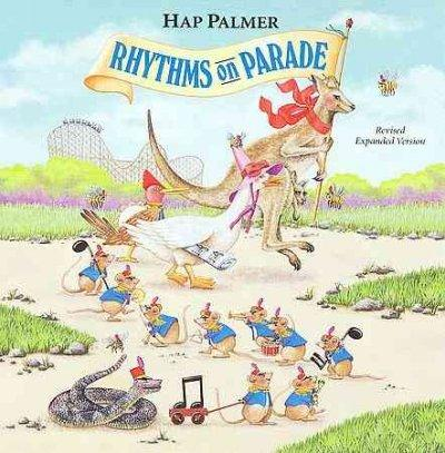 Hap Palmer - Rhythms On Parade